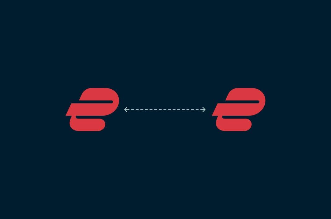 ExpressVPN secure server connection