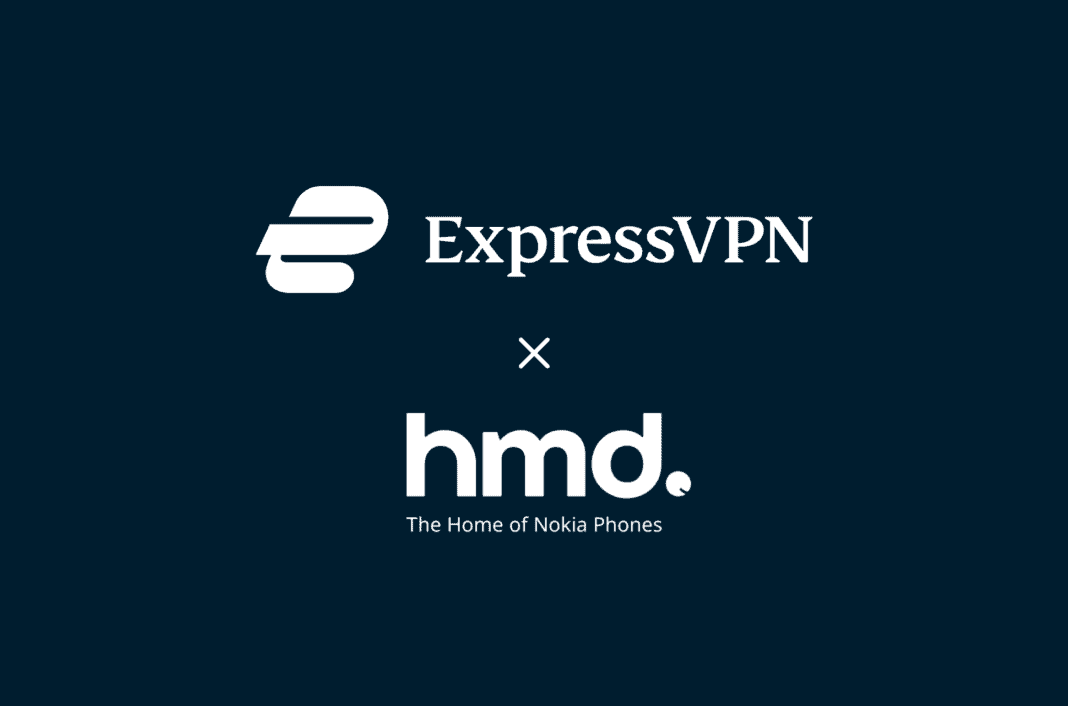 ExpressVPN partners with HMD Global.
