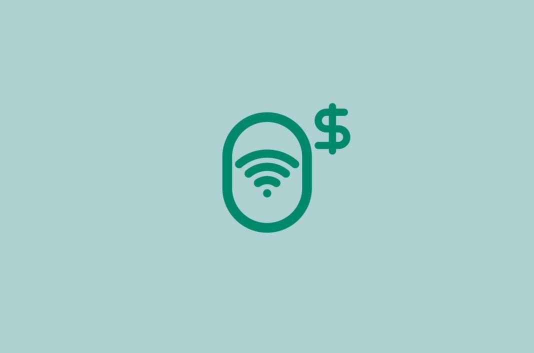 Get free Wi-Fi anywhere.