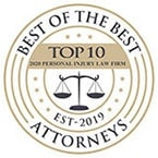 Personal Injury Law Firm Logo
