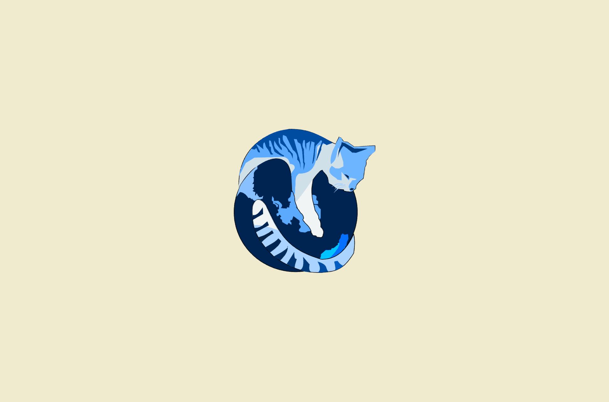 GNU IceCat browser logo.