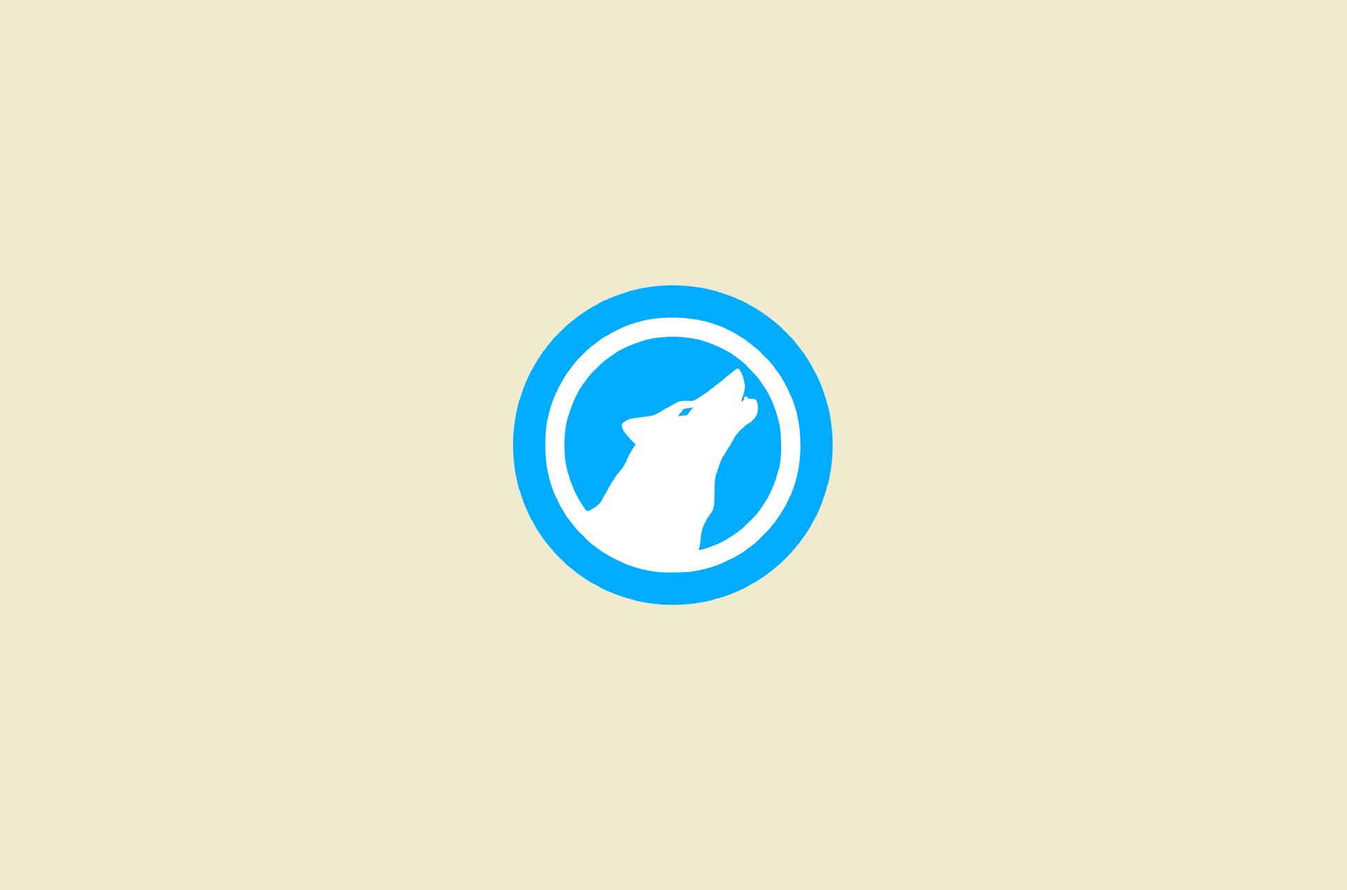 LibreWolf browser logo.