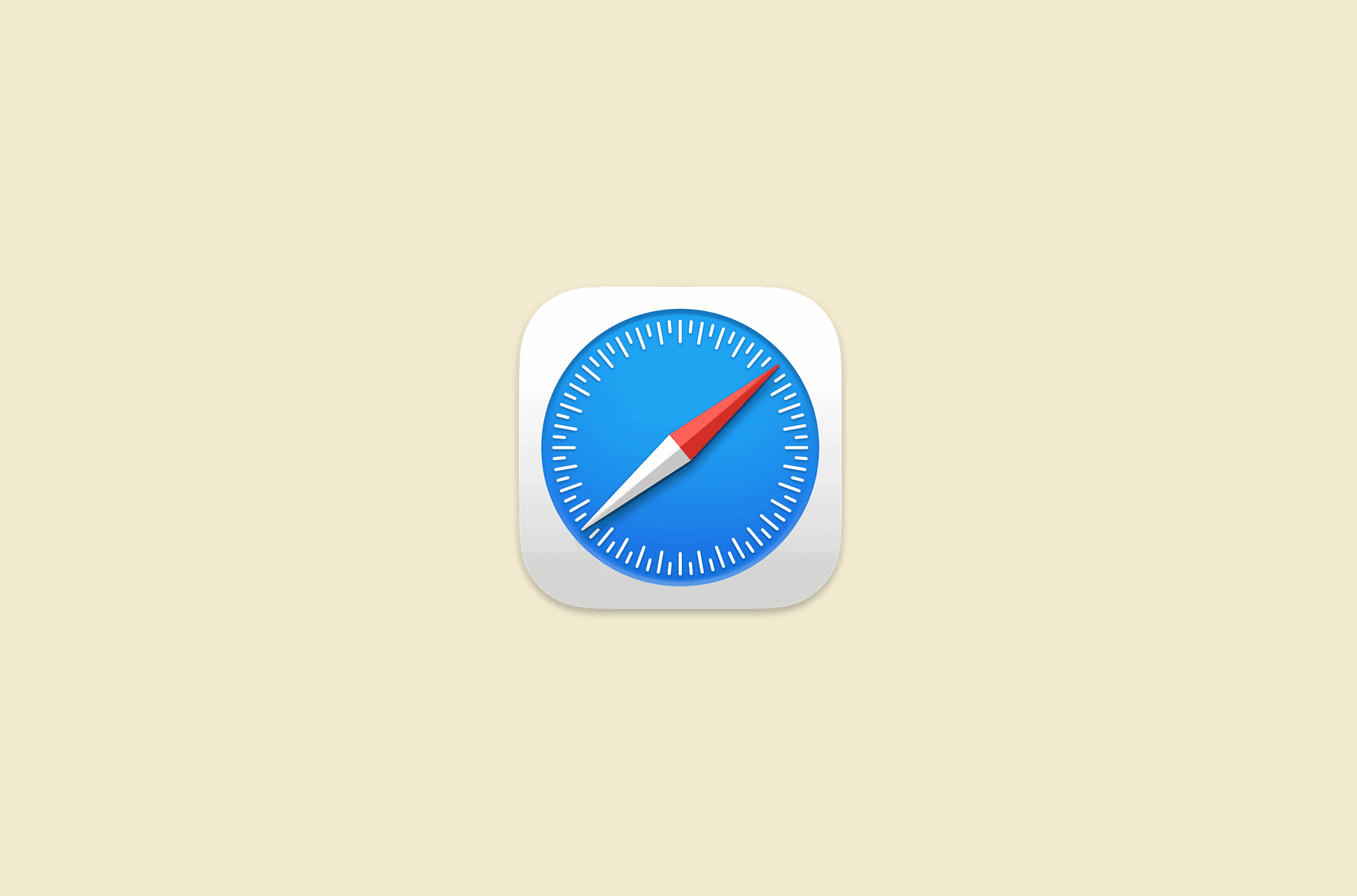 Apple Safari logo.