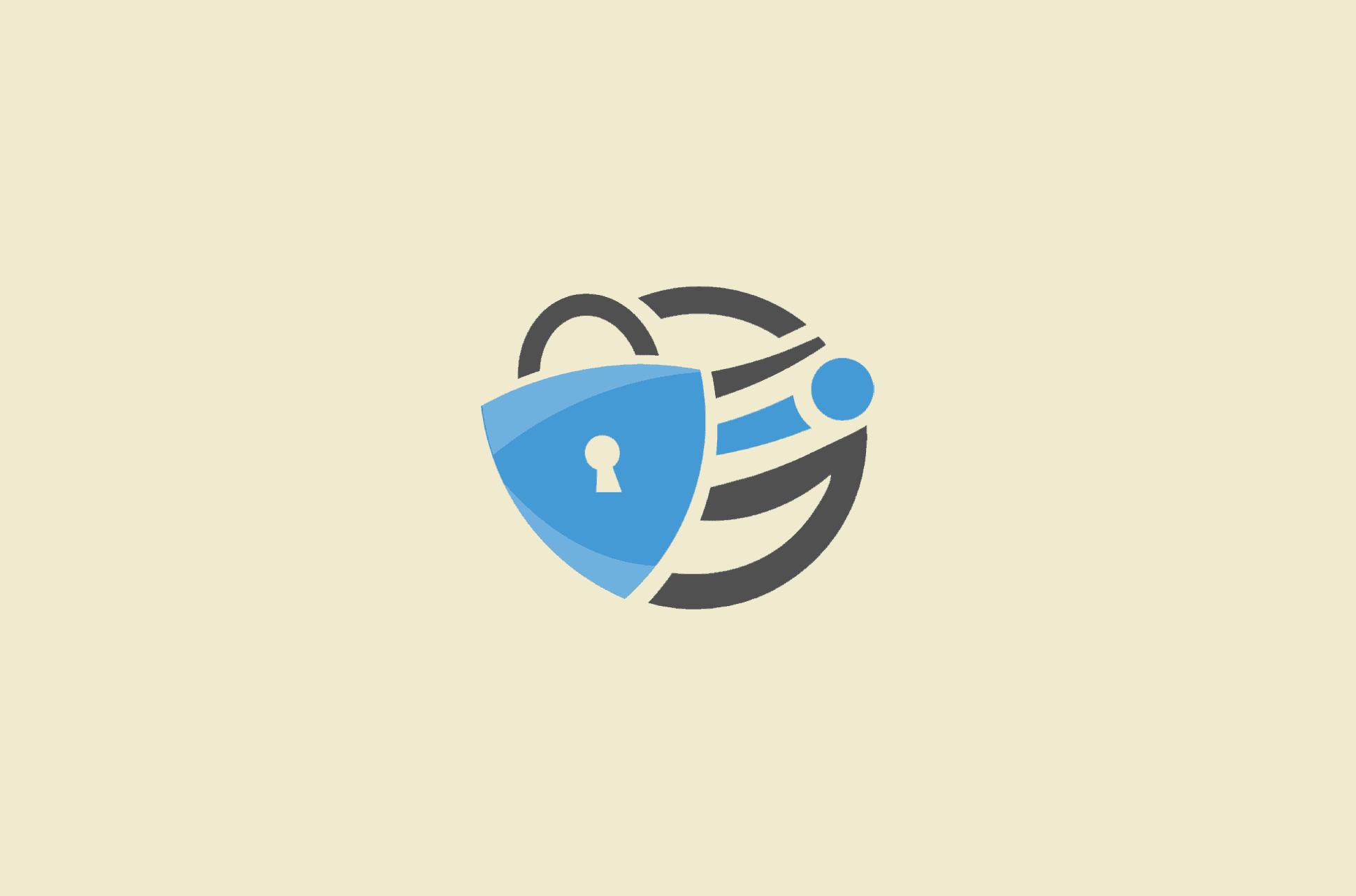 Iridium browser logo.