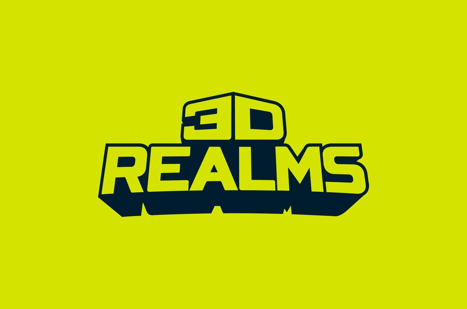 3D Realms logo.