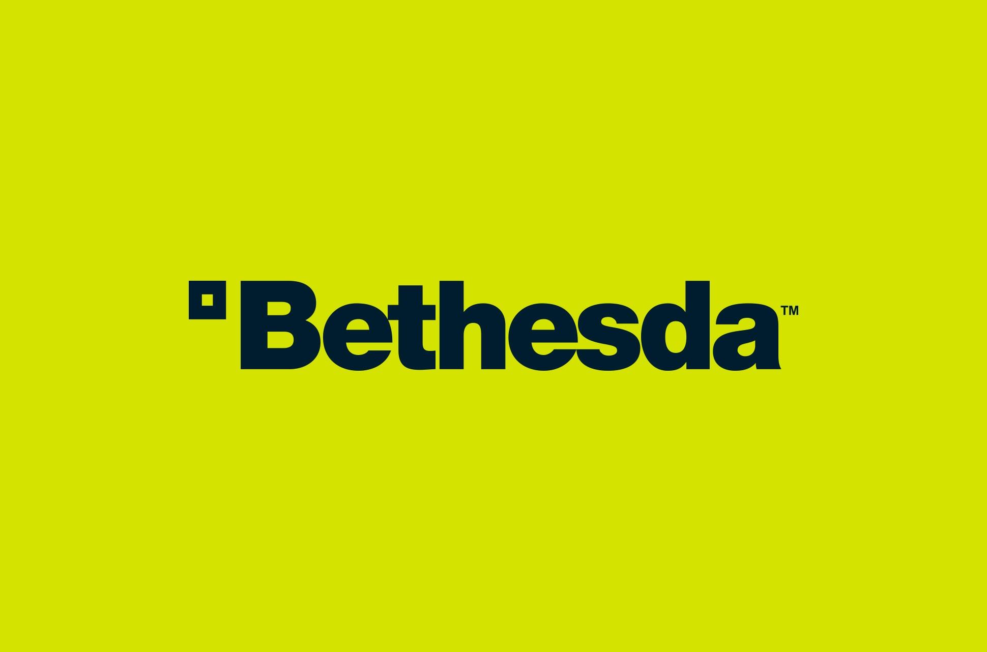 Bethesda logo.