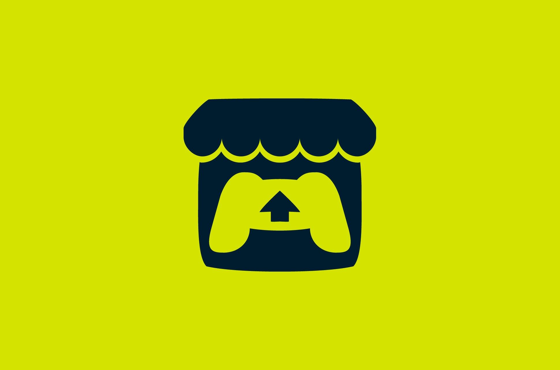 itch.io logo.