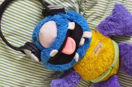 Wireless teddy bear