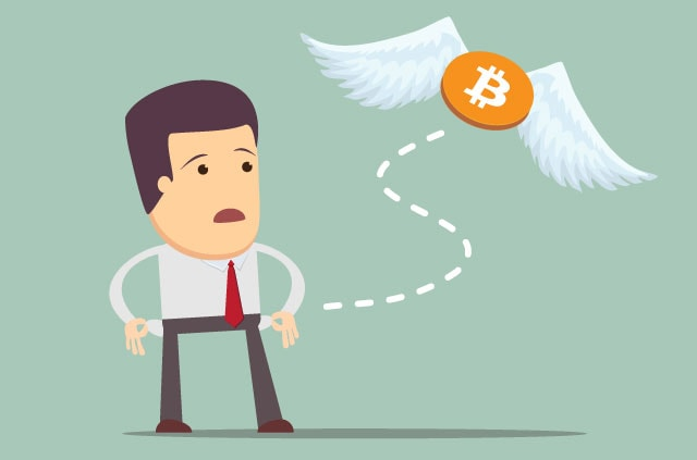 How to lose Bitcoin