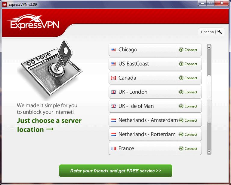 VPN for Windows.