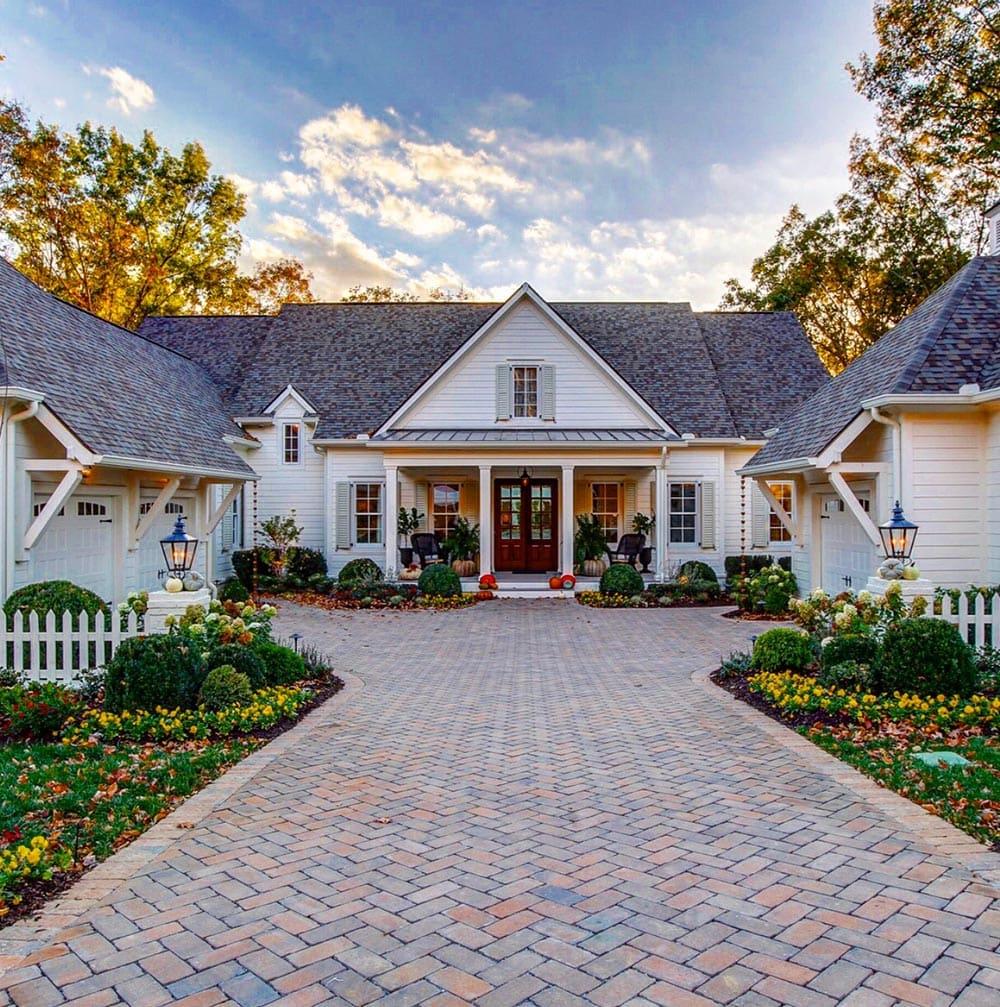 Southern Living Custom Builder Home 2016