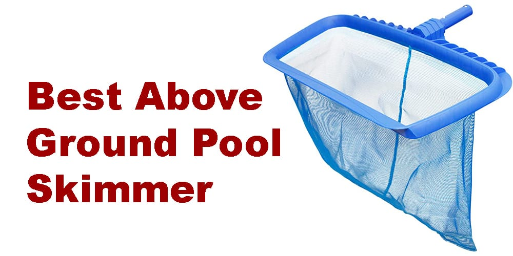 Best Above Ground Pool Skimmer cover