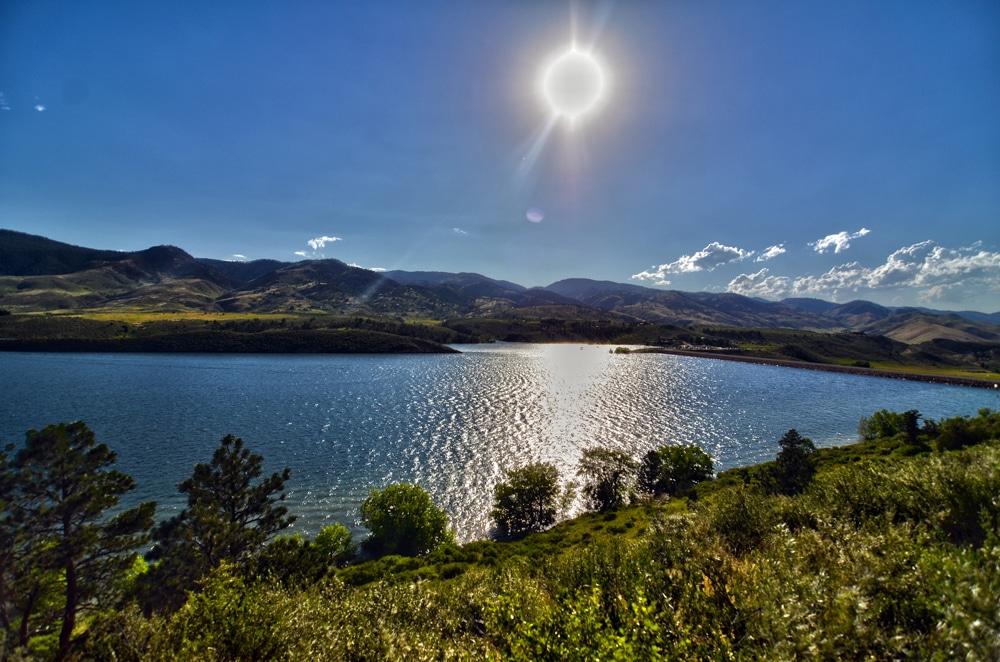 Horsetooth Reservoir Ft.Collins