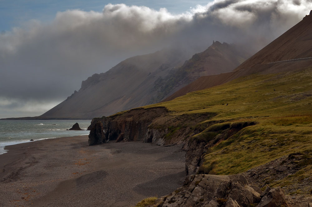 Iceland East Fjords Ring Road