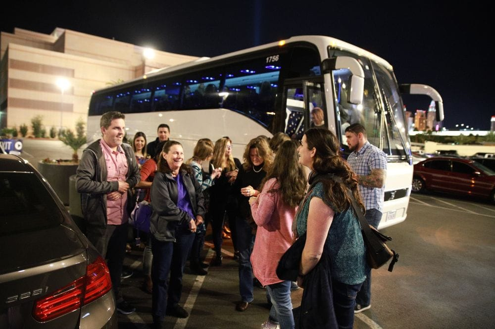 Children's with bus