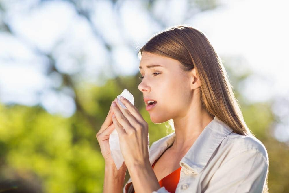 Air conditioning hayfever