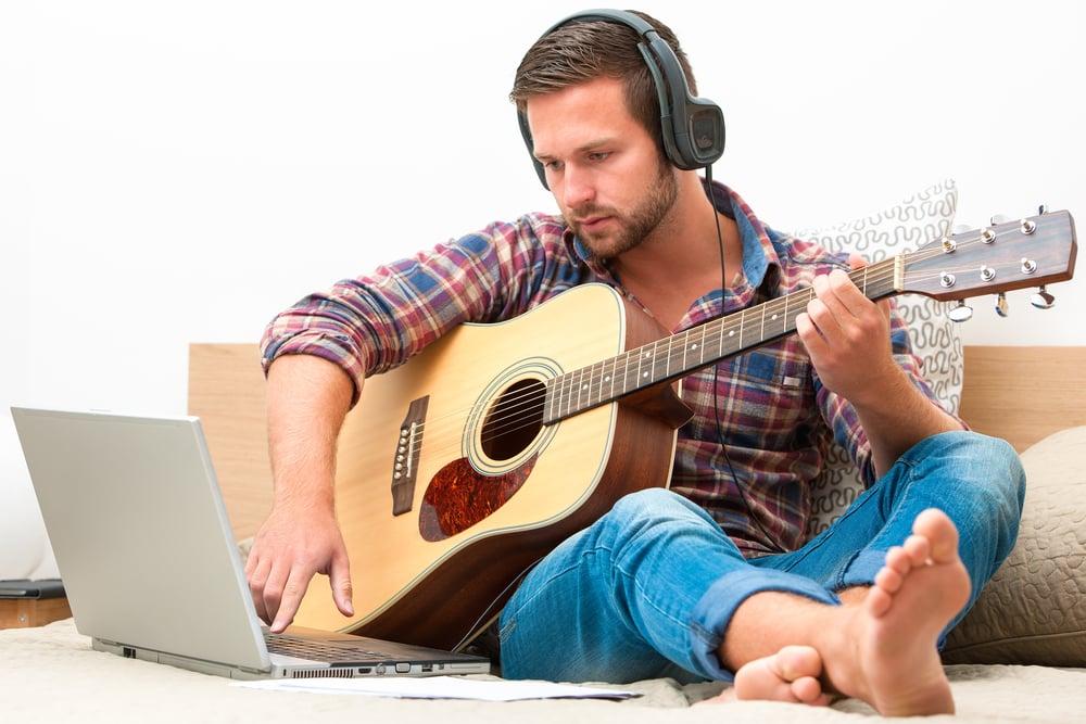 Online Guitar Lessons