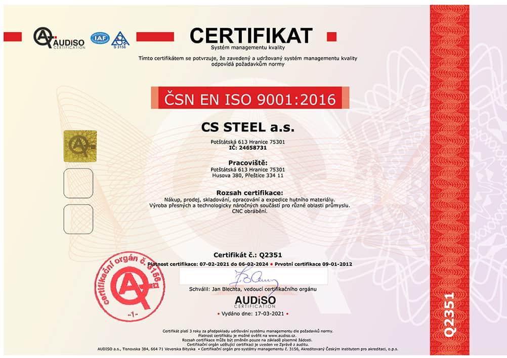 ISO_CS STEEL_2021