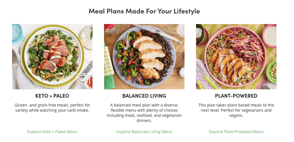 Green Chef meals reviews