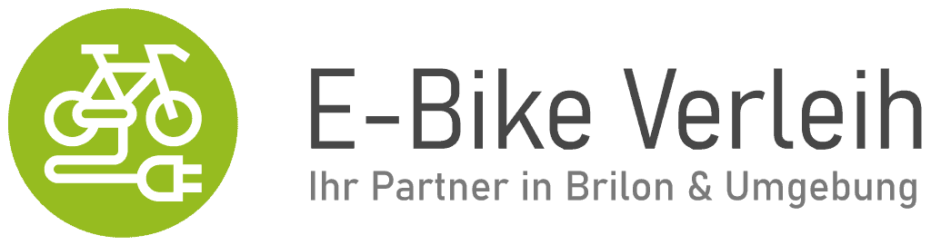 E-Bike Verleih Brilon Logo