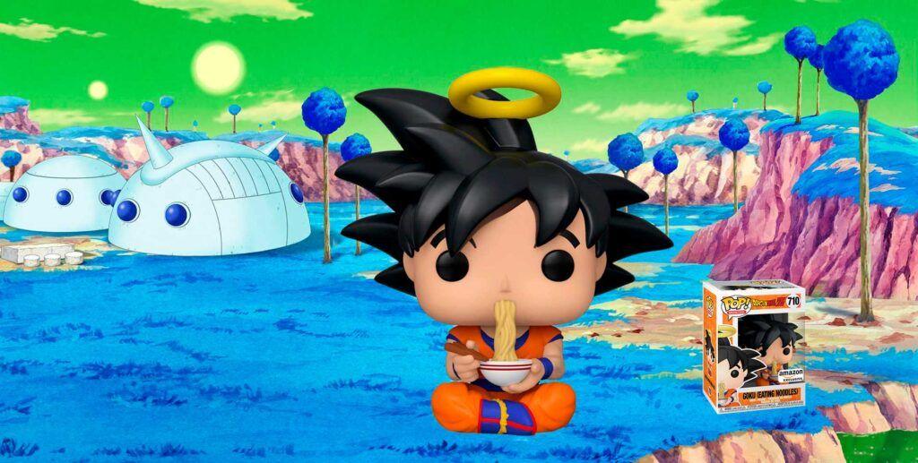 Funko-Pop-Goku-comiendo-Noodles