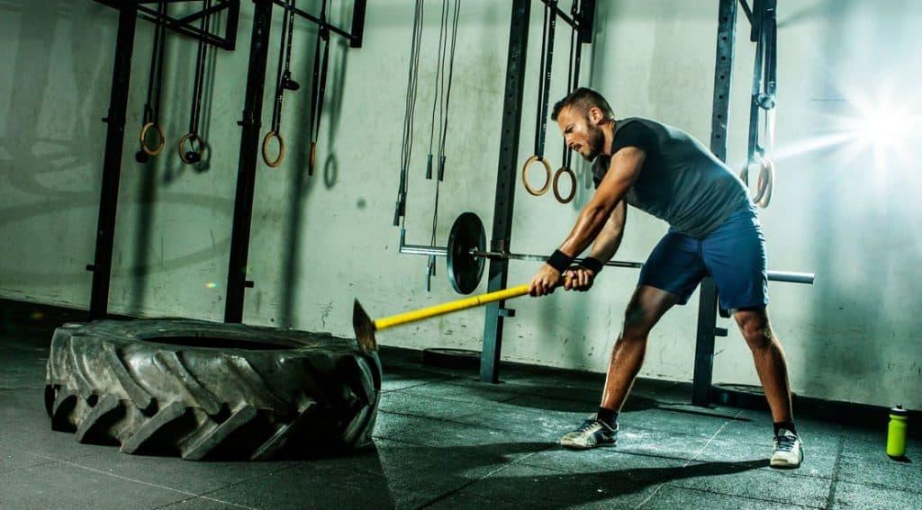 fitness tools tire sledgehammer