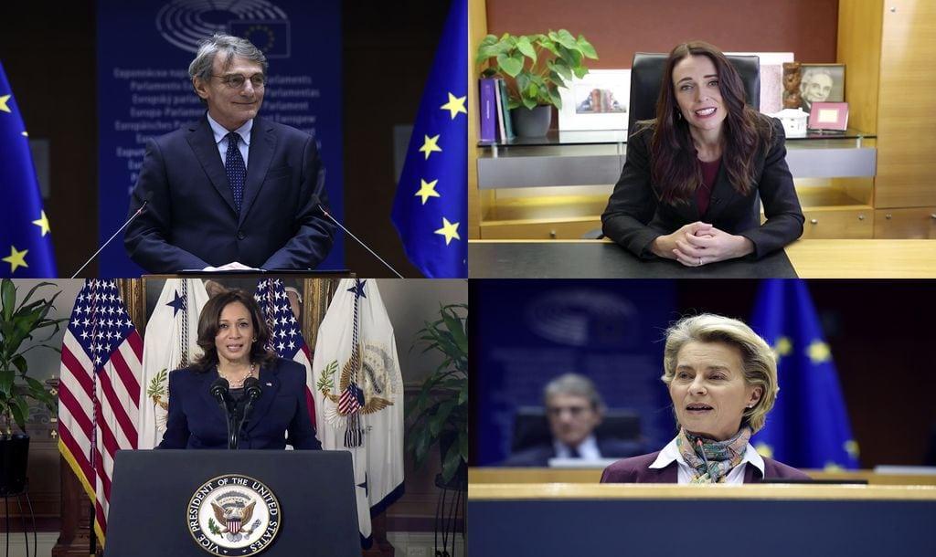 Women and Europe on International Women Day