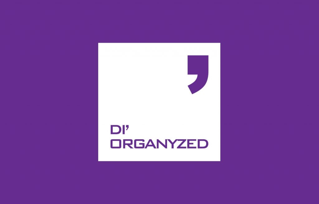 Di'Organyzed logo