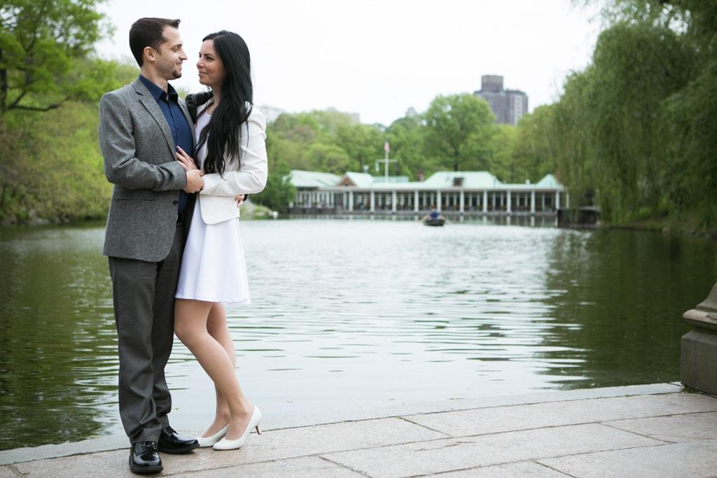 Photo 12 City Hall Wedding + Central Park | VladLeto