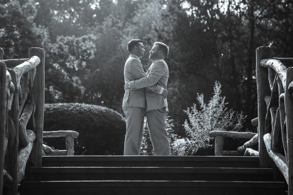 Photo 3 Central Park Shakespeare Garden Wedding | VladLeto