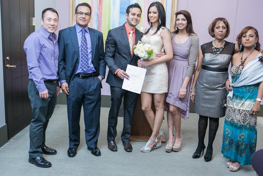 Photo 6 City Hall Wedding 1 | VladLeto