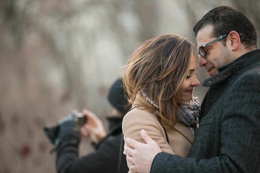 Photo 4 Valentine's Day Proposal at the Gapstow Bridge in Central Park | VladLeto