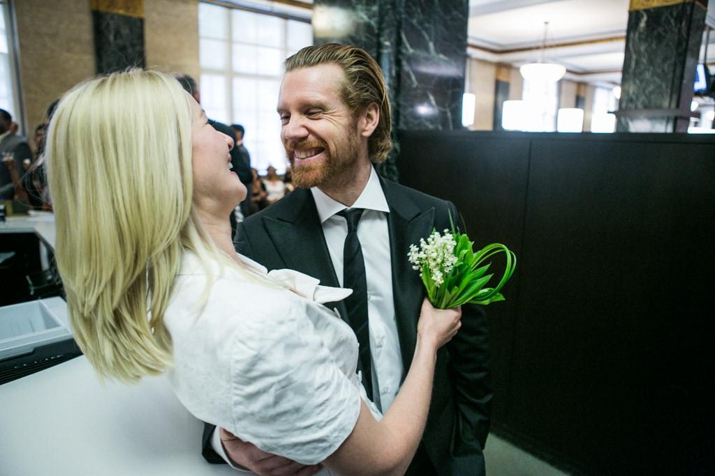 Photo 10 City Hall Wedding Nyc | VladLeto