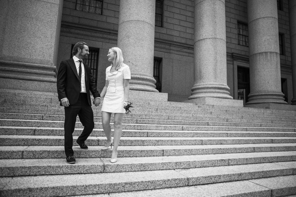 Photo City Hall Wedding Nyc | VladLeto