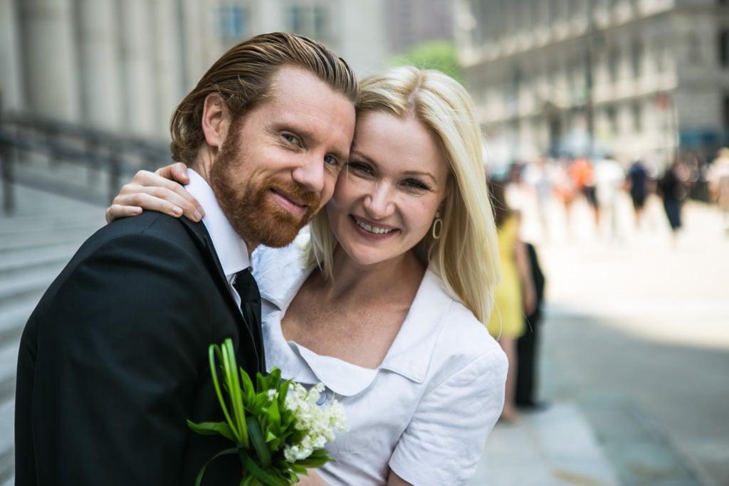 Photo 18 City Hall Wedding Nyc | VladLeto