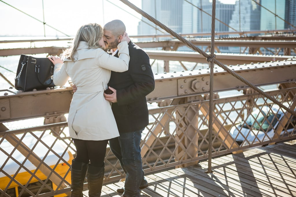 Photo 3 Marriage proposal at Brooklyn bridge   VladLeto