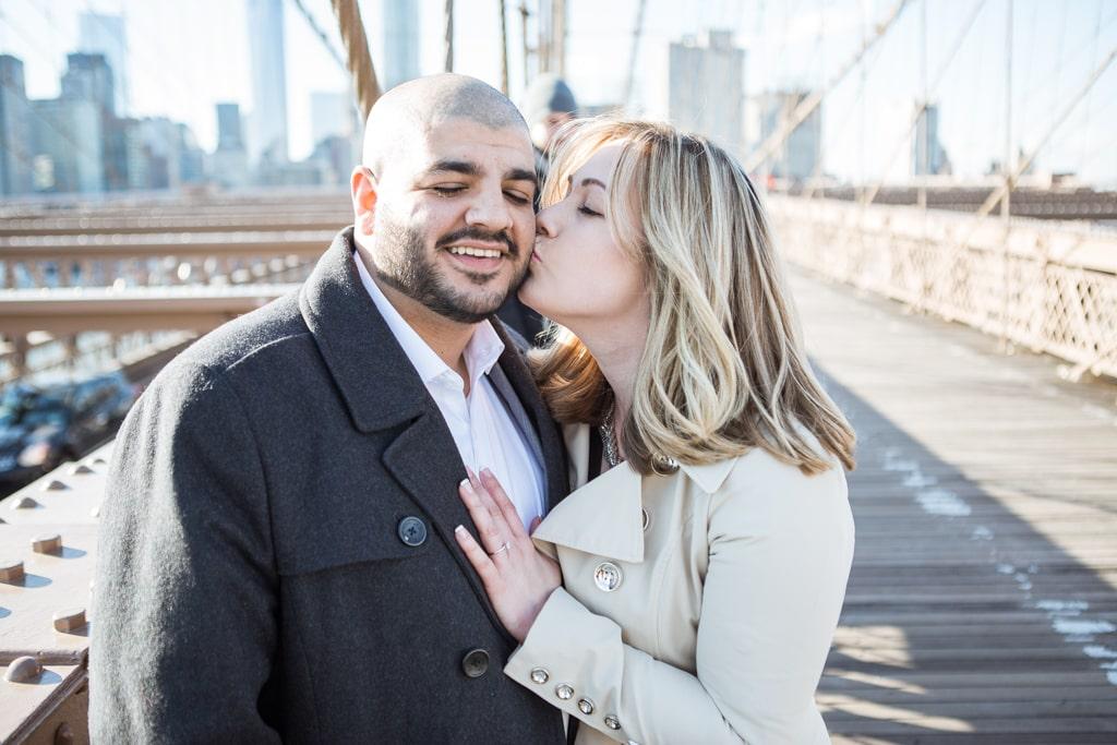 Photo 5 Marriage proposal at Brooklyn bridge   VladLeto