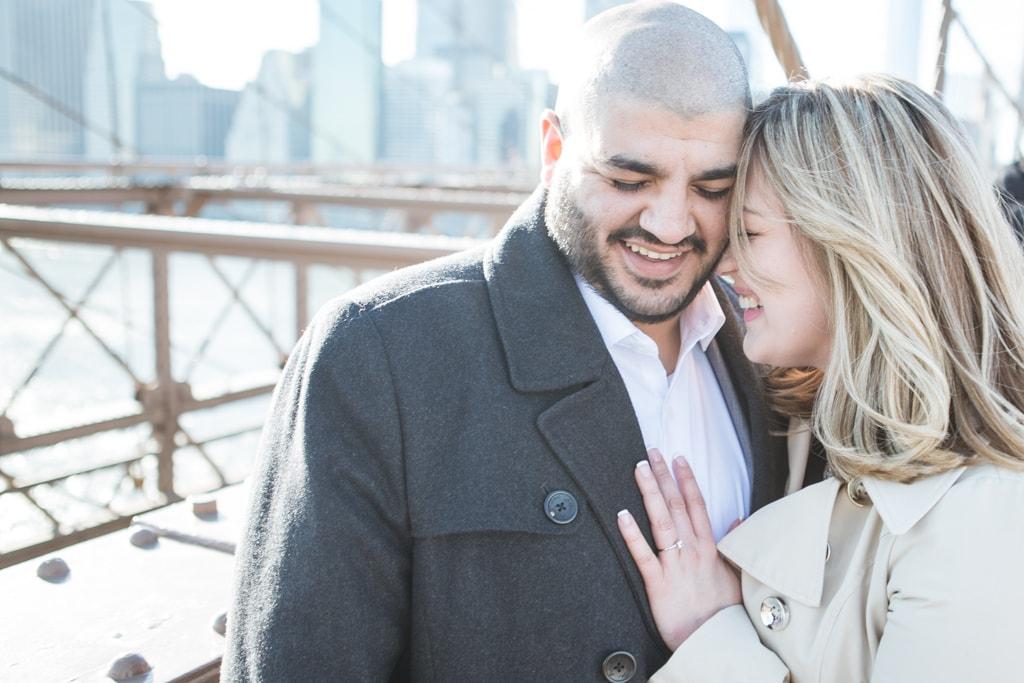 Photo 6 Marriage proposal at Brooklyn bridge   VladLeto