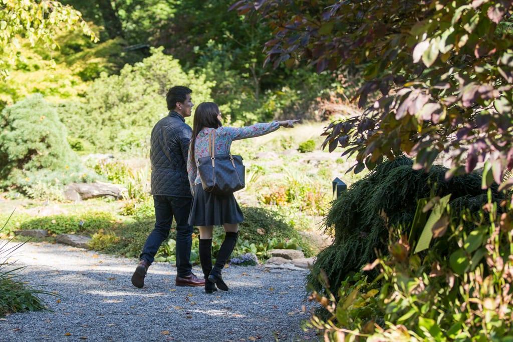 Photo 2 Surprise Proposal at New York Botanical Garden | VladLeto