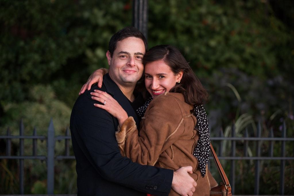 Photo 4 Brooklyn Promenade marriage proposal. | VladLeto