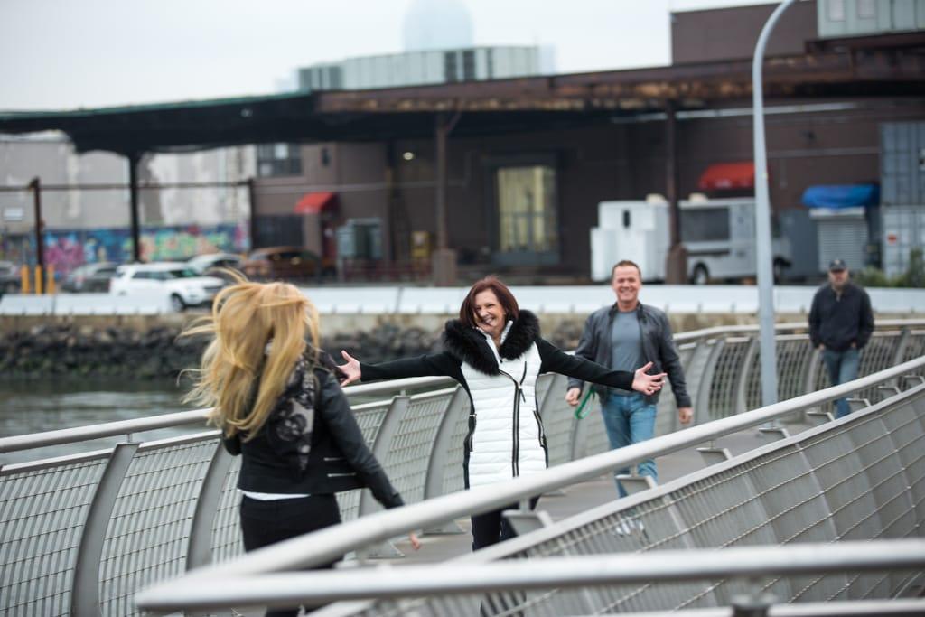Photo 9 Greenpoint Brooklyn marriage proposal at secret spot. | VladLeto