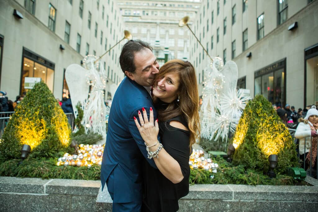 Photo 4 Rockefeller Center Marriage Proposal | VladLeto