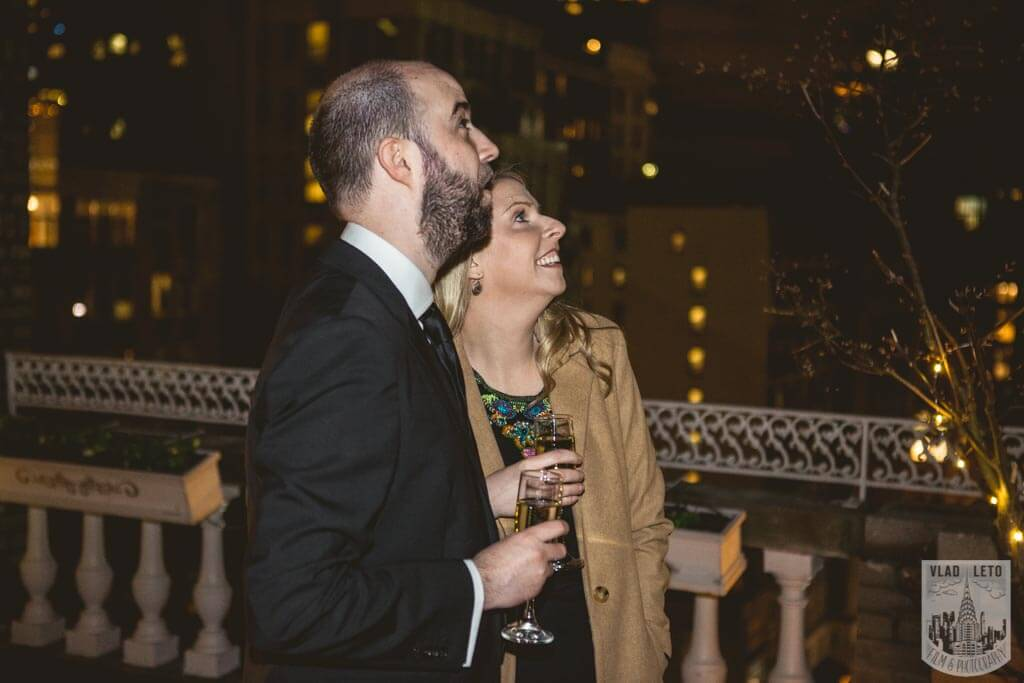 Photo 8 Private Rooftop Proposal with Empire State Building view. | VladLeto