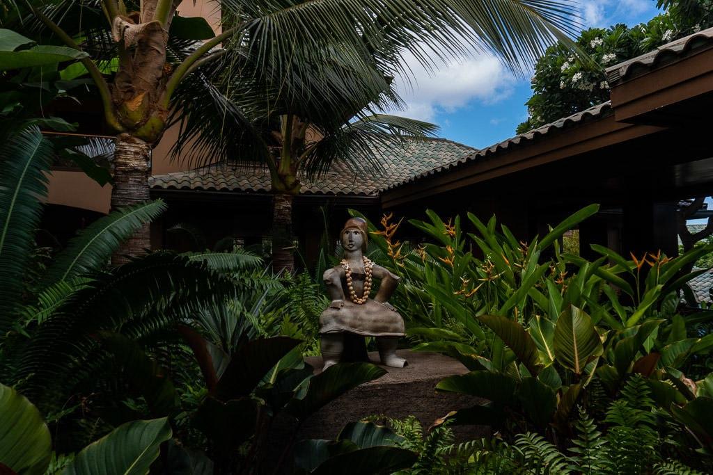 plant life at four seasons resort lanai