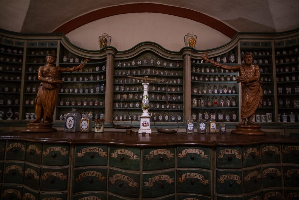 apothecary museum in heidelberg germany