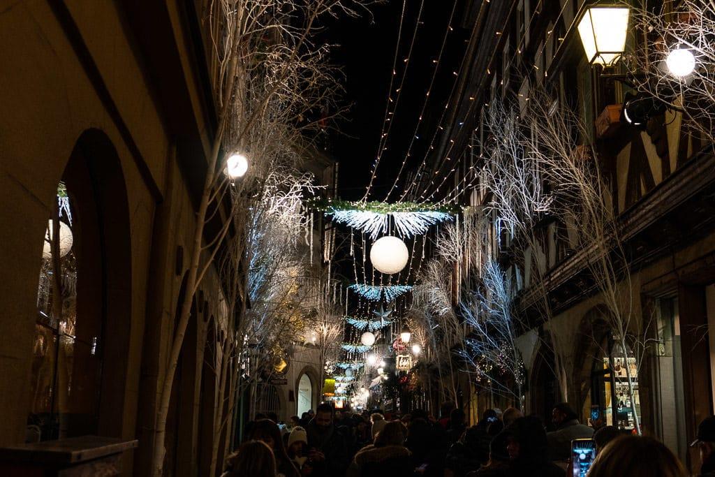 strasbourg france at christmas