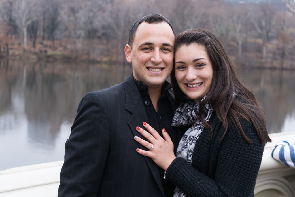 Photo 3 Bow bridge marriage proposal in NY | VladLeto
