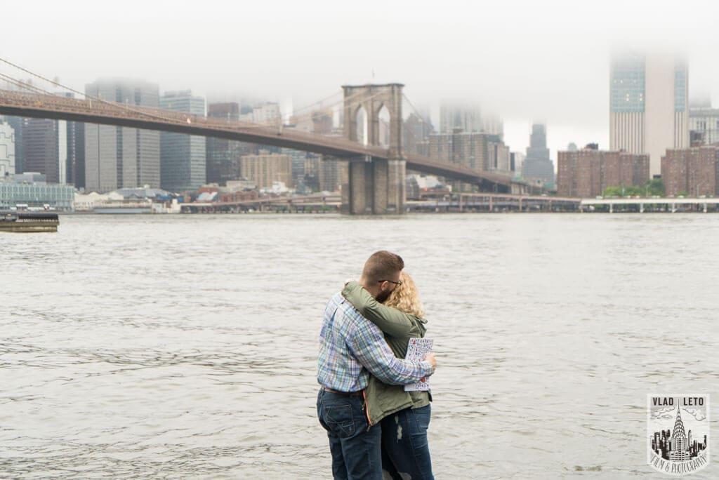 Photo 2 Brooklyn Bridge view Proposal | VladLeto