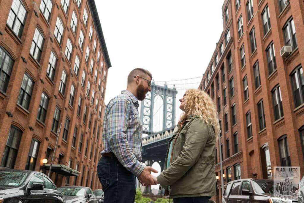 Photo 14 Brooklyn Bridge view Proposal | VladLeto