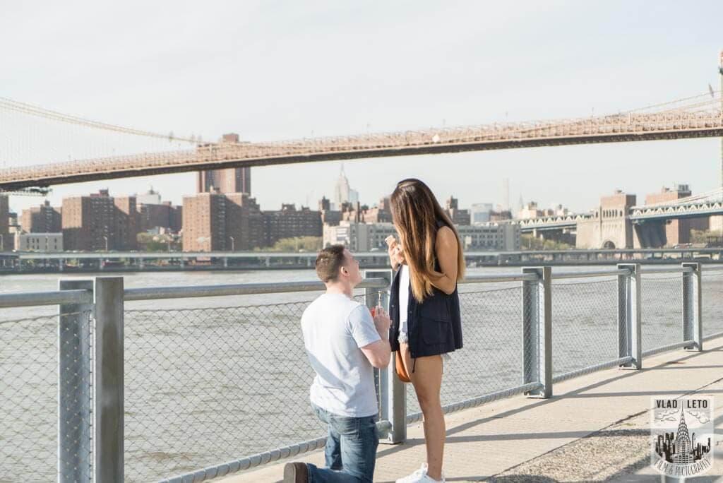 Photo Brooklyn Bridge view Proposal 2 | VladLeto
